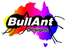 BullAnt Designs Logo