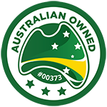 Australian Owned badge 00373